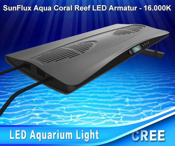 lys til akvarie